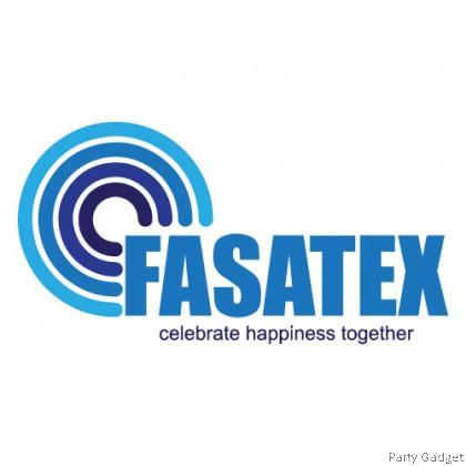 [100pcs] Fasatex 5 inch Metallic Red Small Latex Balloon
