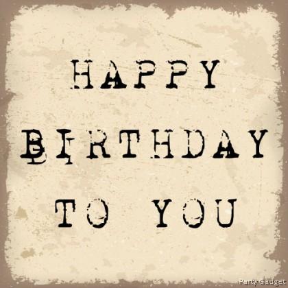 [10pcs] Happy Birthday Wish Card | Greeting Card | Gift Card | Serif Theme